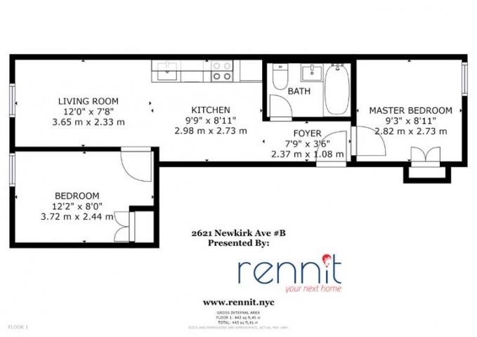 2621 Newkirk Avenue, Apt 3B Image 15